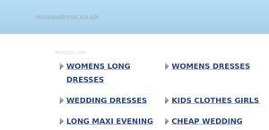 MusesDress.co.uk
