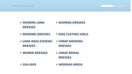 MusesDress.co.uk