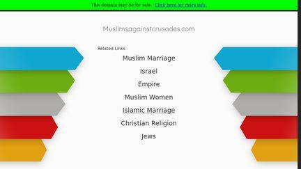 Muslimsagainstcrusades