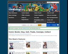 mycomicshop.com