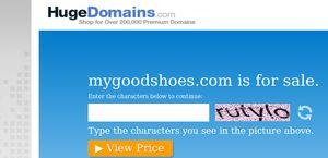 Mygoodshoes