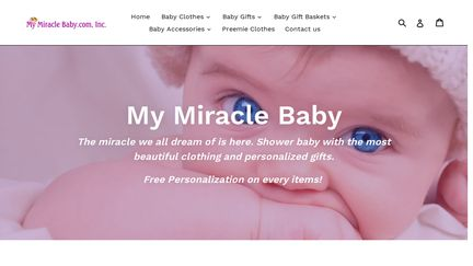 My Miracle Baby.com