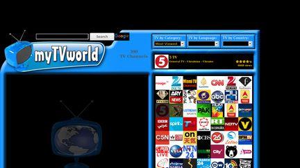 myTVworld -