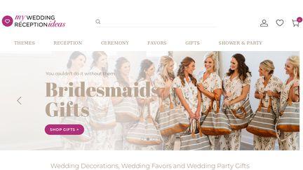 My Wedding Reception Ideas