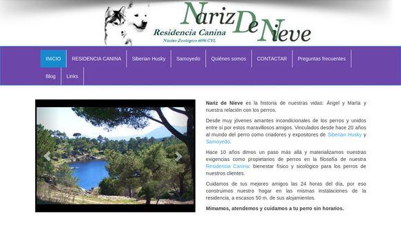 Nariz De Nieve