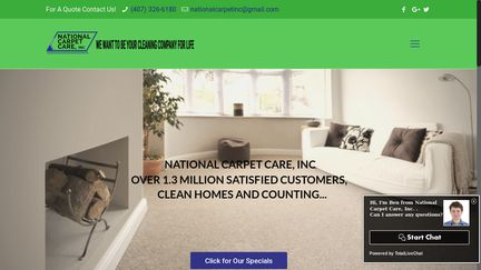 NationalCarpetCare.org