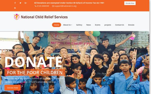 National Child Relief Services