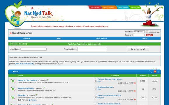 Nat Med Talk