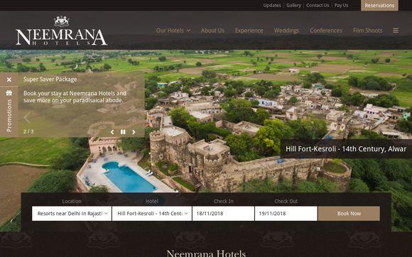 Neemrana Hotels
