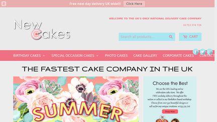 NewCakes.co.uk