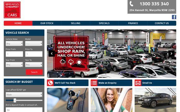 NewcastlesCheapestCars.com.au