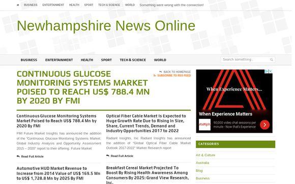 Newhampshirenewsonline.com