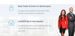 Nocreditcheckapartments.us