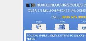Nokiaunlockingcodes.co.uk