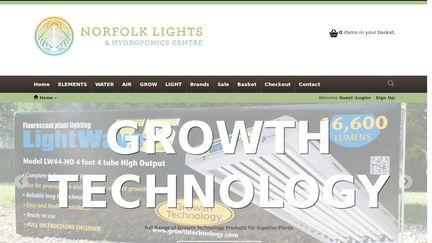 Norfolk Lights