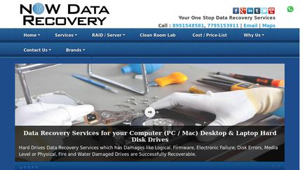 Now Data Recovery