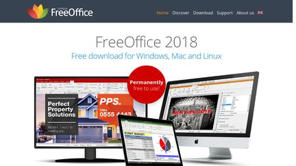 FreeOffice For Windows, M0ac, Linux And Android