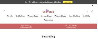 One Freesia