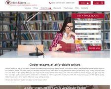 Order-essays