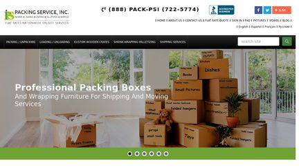 Packing Service Inc