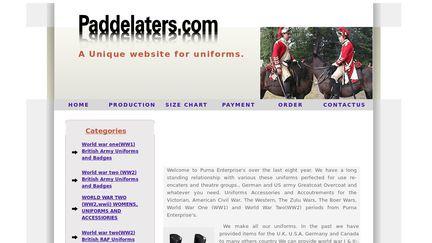 Paddelaters.com