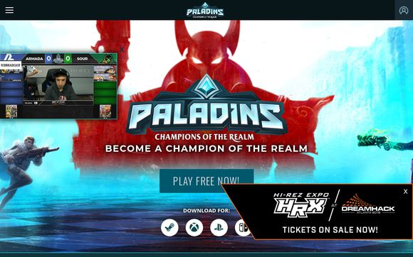 Paladins.com