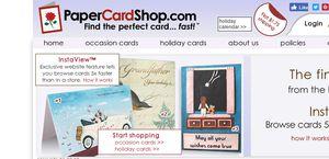 PaperCardShop.com