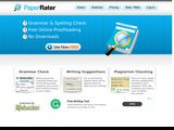 Paper Rater