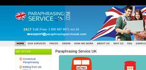 ParaphrasingService