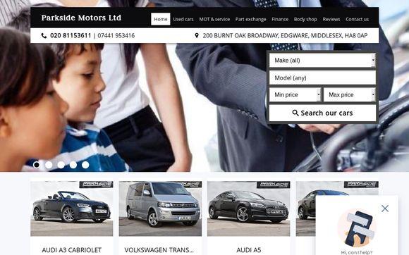 ParksideMotorsLTD.co.uk