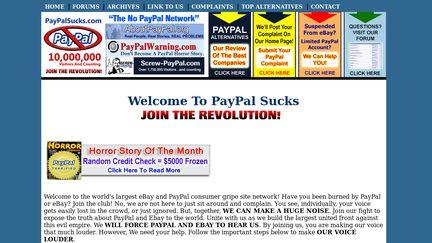paypalsucks