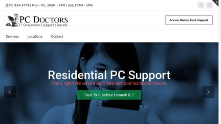 PC Doctors Inc