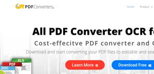 PDFConverters Official Website