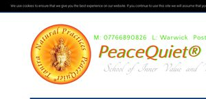 Peacequiet.co.uk
