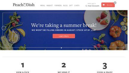 PeachDish.com