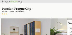 Pension-prague-city.prague-hotels.org
