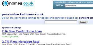 Pensionbackedloans.co.uk