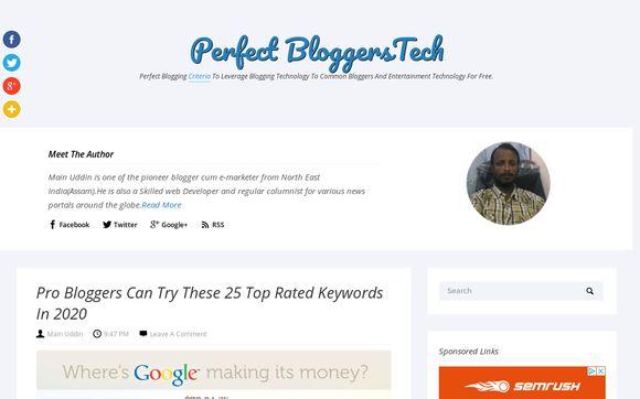 PerfectBloggersTech