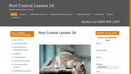 PestControlLondon24.co.uk