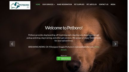 Petboro Pet Resort