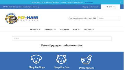 Petmartpharmacy.com