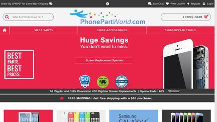 PhonePartWorld