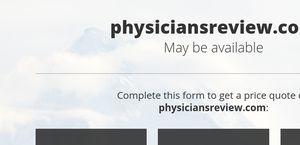 Physiciansreview.com