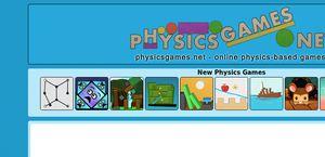 PhysicsGames.net
