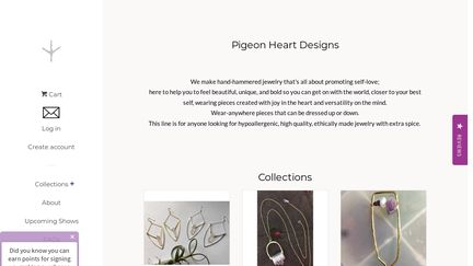 Pigeon Heart Designs