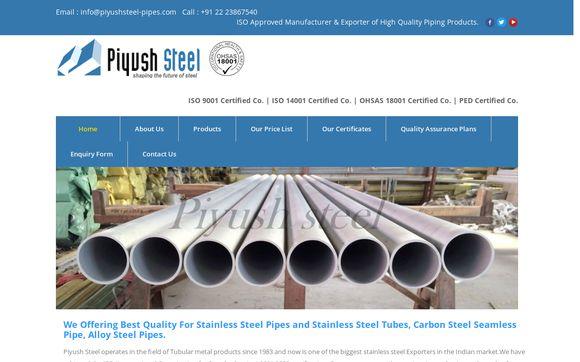 Piyushsteel-pipes