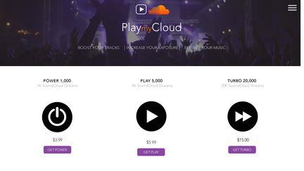 PlayMyCloud