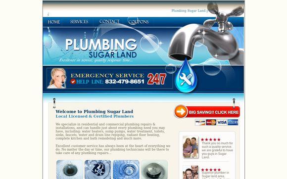 Plumbing In Sugar Land