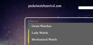 Pocketwatchcentral