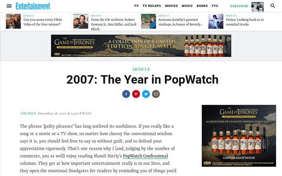 Popwatch.ew.com